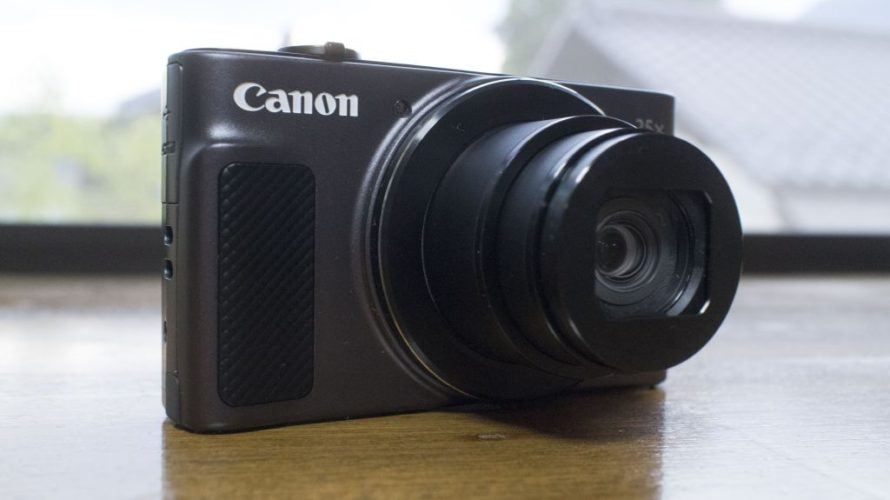 Canon PowerShot SX620 HSを使ってみた