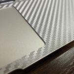 傷防の止と気分転換にラッピング (MacBook Air 11inch 2015)